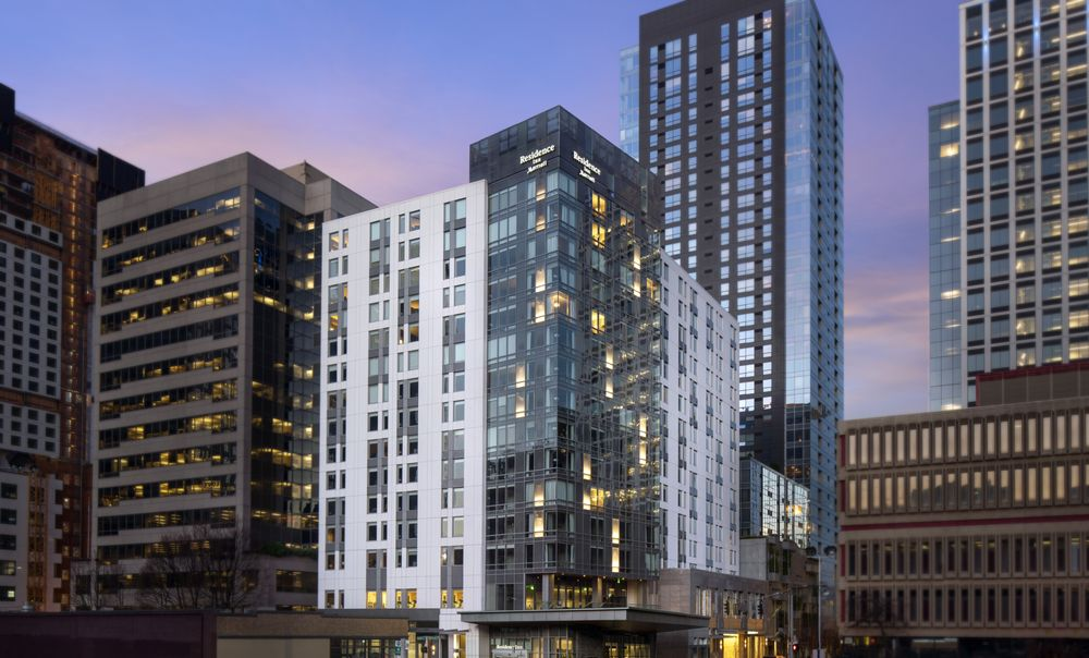 Read more about the article Seattle Downtown Marriott